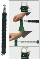 Caging Device Manual Pull-Model